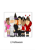 L'Halloween (French Reader)