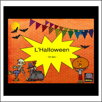 L'Halloween – French Halloween Board Game