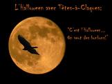 L'Halloween avec Têtes-à-Claques - Intermediate French Vid