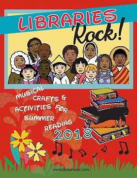 LIBRARIES ROCK! Multicultural Music Activities for Summer Reading 2018
