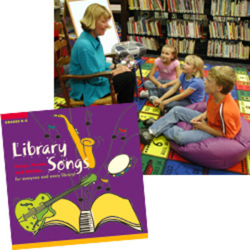 LIBRARY SONGS TEACHING GUIDE- Lessons, Games, and Activities
