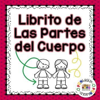LIBRITO DE LAS PARTES DEL CUERPO