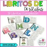 LIBRITOS DE SÍLABAS BUNDLE/ LECTURA GUIADA EN ESPAÑOL COMPILACIÓN