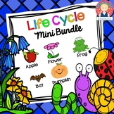 LIFE CYCLE BUNDLE FOR FOR KINDERGARTEN AND FIRST GRADE