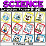 LIFE, EARTH & PHYSICAL SCIENCE Activities Folder BUNDLE