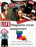 LIFE Magazine Cover assignment