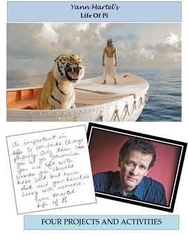 LIFE OF PI: FOUR ORIGINAL PROJECTS