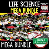 LIFE SCIENCE MEGA BUNDLE (Life Science Bundle, Curriculum)