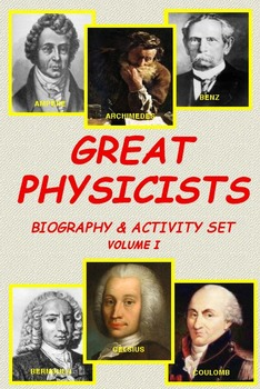 GREAT PHYSICISTS - Volume One