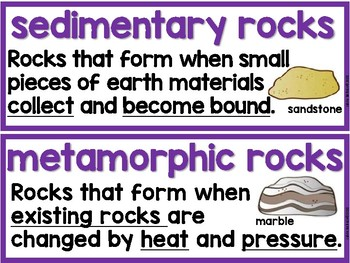 EARTH AND SPACE SCIENCE WORD WALL