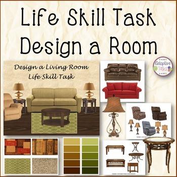 LIFE SKILL Design a Living Room