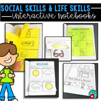 LIFE SKILLS AND SOCIAL SKILLS INTERACTIVE NOTEBOOK