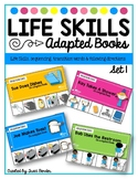 LIFE SKILLS Adapted Sequencing Books {12 in all}