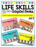 LIFE SKILLS Adapted Sequencing Books 2 {12 in all}