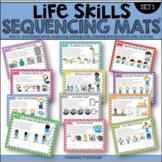 LIFE SKILLS Sequencing Mats
