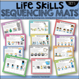 LIFE SKILLS Sequencing Mats®