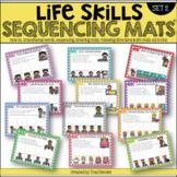 LIFE SKILLS Sequencing Mats {SET 2}
