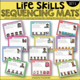 LIFE SKILLS Sequencing Mats {SET 2}