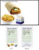 LIFE SKILLS Work Task Basket - Reading and Matching Food W