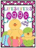 EGGS  ~ NO PREP SUBSTITUTE / EMERGENCY LESSON PLANS