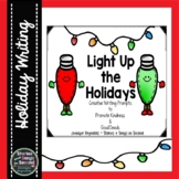 Light Up the Holidays--Classroom Kindness Writing Activities