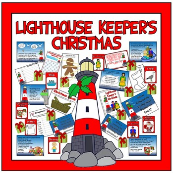 LIGHTHOUSE KEEPER'S CHRISTMAS