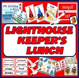 LIGHTHOUSE KEEPERS LUNCH STORY RESOURCES LITERACY READING