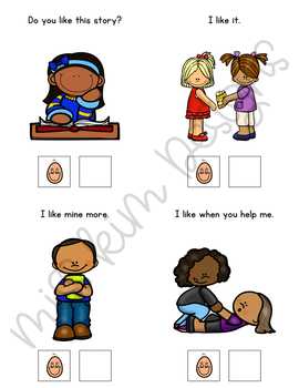LIKE Core Vocabulary Unit for Teachers of Students with Autism & Special Needs