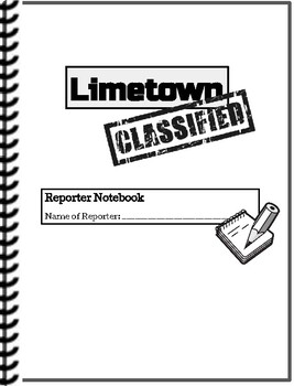 LIMETOWN - Podcast Literary Studies Unit