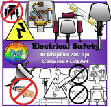 Electrical Safety Clipart