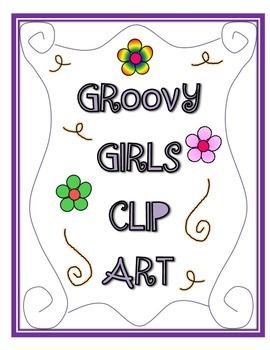 LIMITED TIME--> Groovy Clip Art {Creative Clip Art}