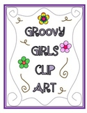 LIMITED TIME--> Groovy Clip Art {Creative Clip Art}