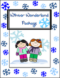 LIMITED TIME--> Winter Wonderland Girls {Clip Art}