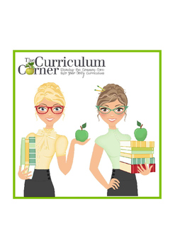 """LIMITED USE LICENSE The Curriculum Corner's """"I Can"""" Statements"""