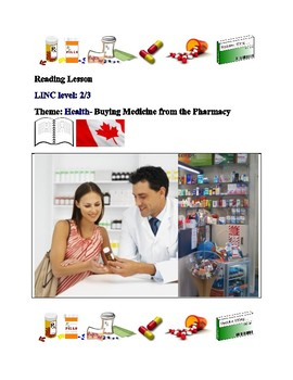 LINC: Buying Medicine from the Pharmacy