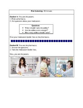 LINC: Reading Labels on Medicine