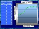 LINE GRAPH MAKER (AUTOMATIC)