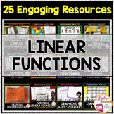 LINEAR EQUATIONS / FUNCTIONS Bundle