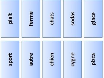 LINGO: French Lingo Set