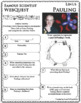 LINUS PAULING Science WebQuest Scientist Research Project Biography Notes