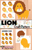 All About Lions Nonfiction Unit