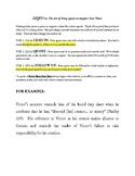 LIQFU- or, the Art of Quoting Written Material