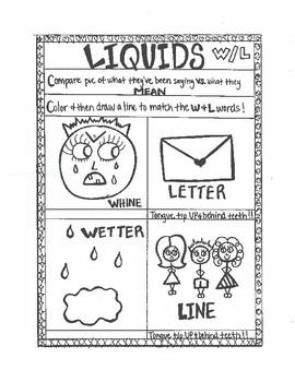 LIQUIDS! Print N' Go!