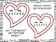 LISTEN TO YOUR HEART: RHYTHM IDENTIFICATION ACTIVITY FOR VALENTINE'S DAY!
