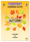 LISTENING GLYPH - AUTUMN by Vivaldi