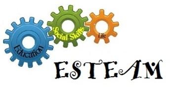 Social Skill Steps Poster - LISTENING POSITION  - ESTEAM curriculum 2014 - RK