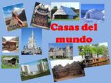 LISTENING. SPANISH IV- PRE AP IV. CASAS DEL MUNDO