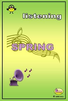 LISTENING TO MUSIC - SPRING