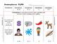 LISTS | HOMOPHONES | Vocabulary | FLIPS ♥ | INTERACTIVE NO