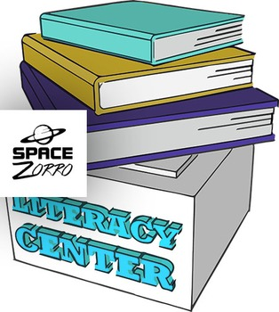 LITERACY CENTER (2 images)